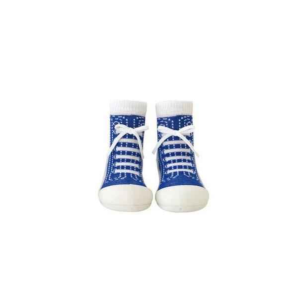 Baby feet Sneakers-Blue (11.5cm) 4941746805619 知育玩具 sun-wa 02