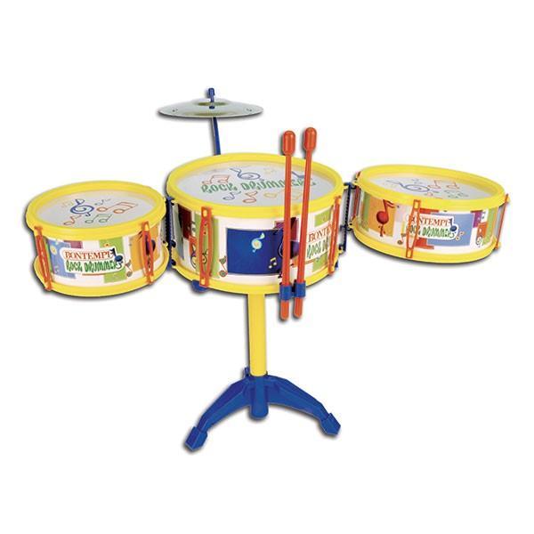 Bontempi ボンテンピ ドラムセット 3pcs 513341 知育玩具 sun-wa 02