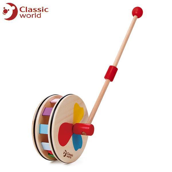 CLASSIC WORLD クラシック レインボーロール CL2216 知育玩具|sun-wa