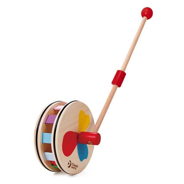 CLASSIC WORLD クラシック レインボーロール CL2216 知育玩具|sun-wa|02