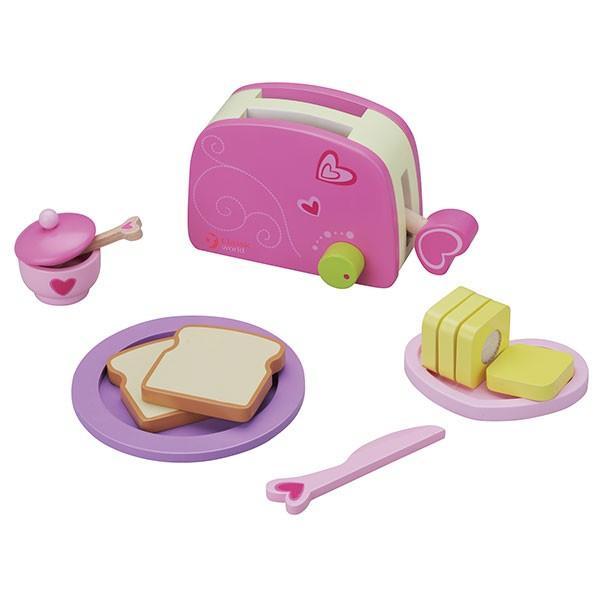 CLASSIC WORLD クラシック トースター セット CL4115 知育玩具|sun-wa|02