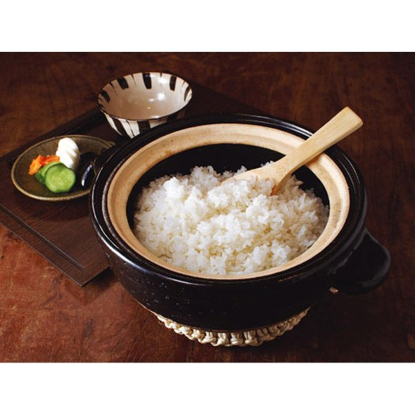 ご飯鍋 長谷園 伊賀焼 かまどさん 三合炊き 直火専用 CT-01  炊飯 土鍋 ごはん|sun-wa|04