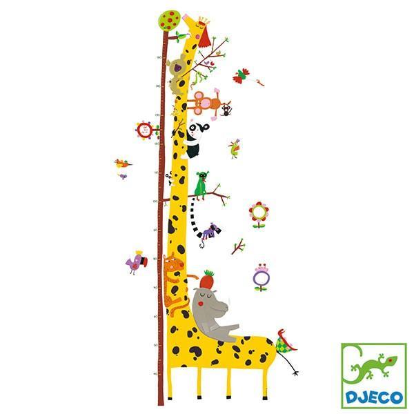 DJECO ジェコ 身長計 アマゾン DD04037 知育玩具|sun-wa