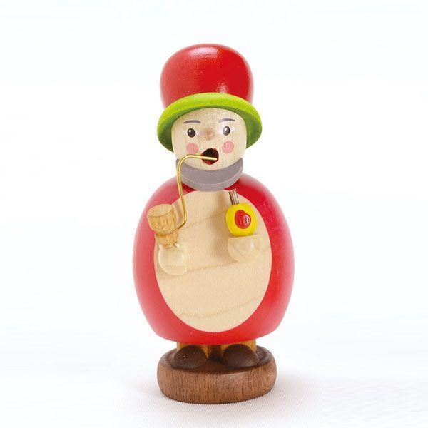 ミニ煙出し人形・アップル GE26-319(置物・オブジェ) 知育玩具|sun-wa|02
