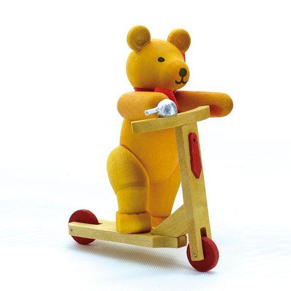 RGテディ・キックスケーター GE40700(置物・オブジェ) 知育玩具 sun-wa 02