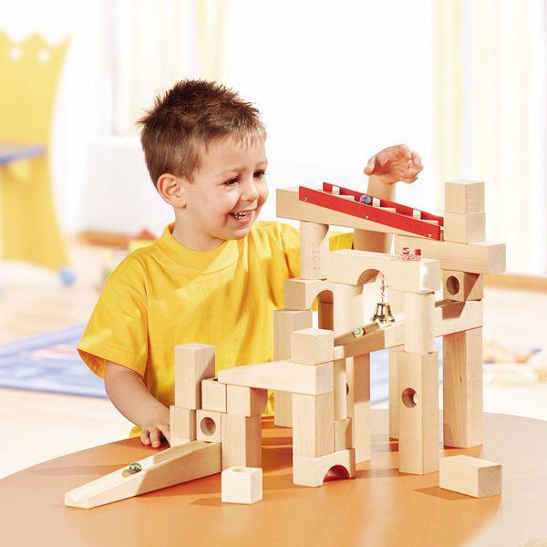 組立てクーゲルバーン HABA ハバ HA1136 ベビー 積み木 木のおもちゃ 知育玩具 1歳 2歳 3歳 組み立て クーゲルバーン 出産祝い 誕生日プレゼント|sun-wa|02