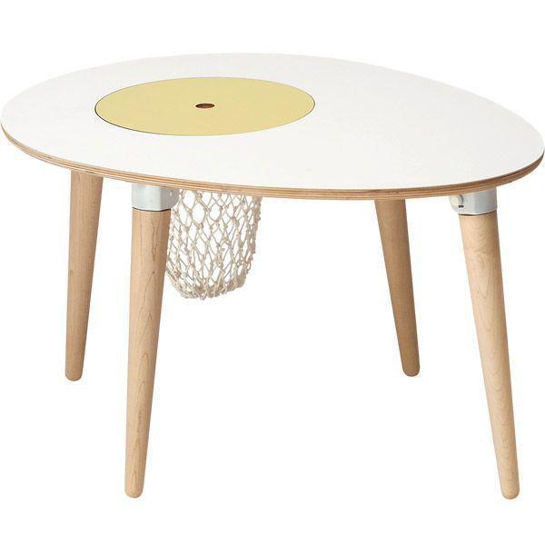 コサイン 机、テーブル タマゴテーブル KI-09NT-D|sun-wa|02