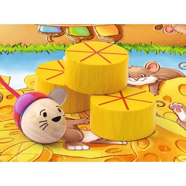 ねことねずみの大レース Viva Topo! 【正規品】 ペガサス PG66003 4歳 ゲーム 知育玩具 誕生日プレゼント 5歳 6歳 ボードゲーム|sun-wa|04