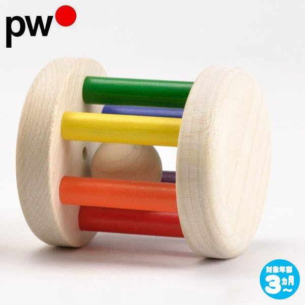 プラウンハイマー PWカラーロール PW203110 知育玩具 sun-wa