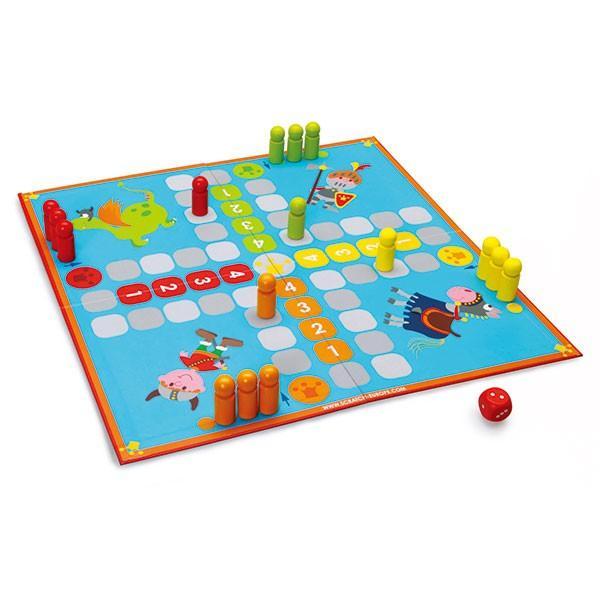 SCRATCH スクラッチ ボードゲーム バイキング SC1040 知育玩具|sun-wa|02