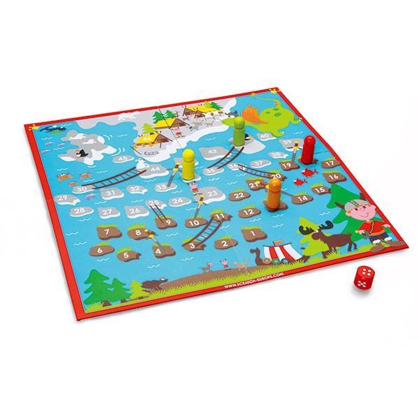 SCRATCH スクラッチ ボードゲーム バイキング SC1040 知育玩具|sun-wa|03
