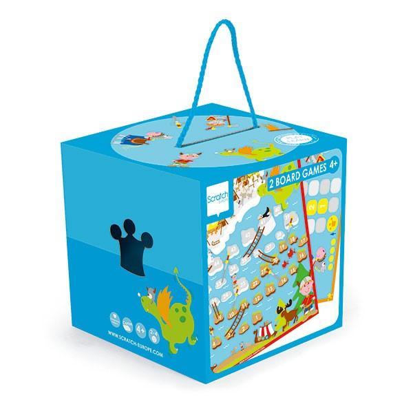 SCRATCH スクラッチ ボードゲーム バイキング SC1040 知育玩具|sun-wa|04