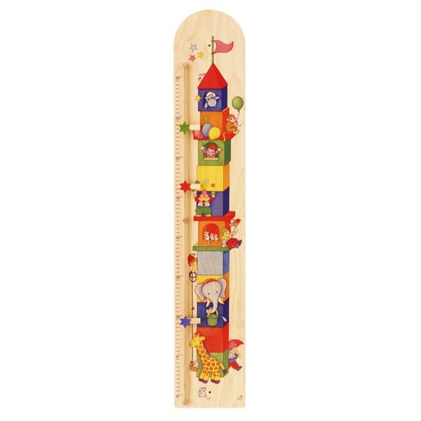 旧商品 セレクタ 身長計・ファンタワー SE1517(キッズ用品) sun-wa