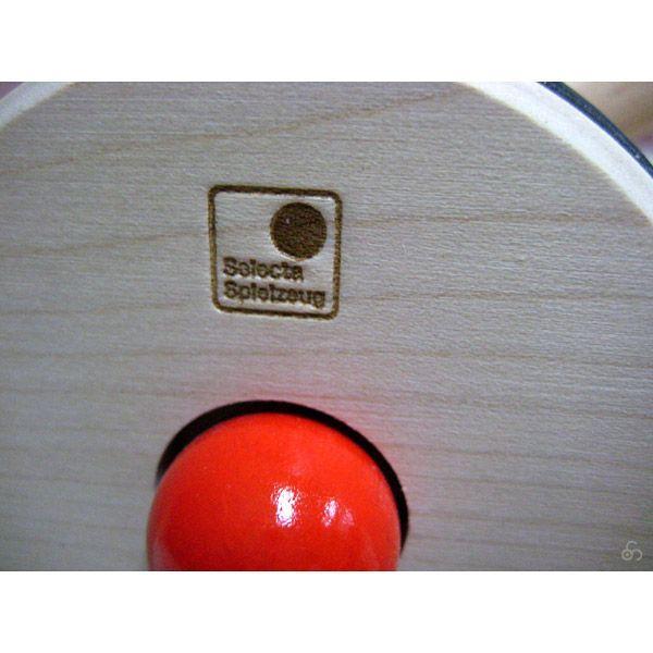 旧商品 セレクタ 手押し・メリーゴーランド SE1636(知育玩具)|sun-wa|02
