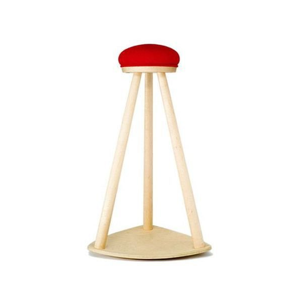 コサイン 赤い帽子のキッチンスツール ハイタイプ ST-10CM|sun-wa|02