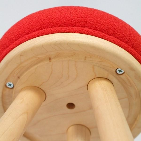 コサイン 赤い帽子のキッチンスツール ハイタイプ ST-10CM|sun-wa|05