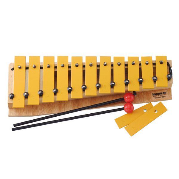 STUDIO49 モデルグロッケン ソプラノ・D STGSD(楽器玩具) 知育玩具 出産祝い 楽器玩具 おもちゃ 0歳 1歳 2歳 3歳 4歳 クリスマスプレゼント 女の子 男の子