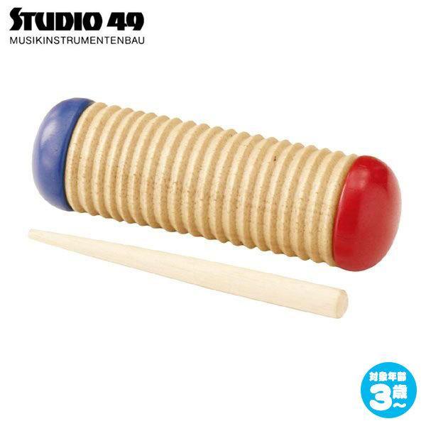 スタジオ49 ギロ&シェーカー STGUS 知育玩具|sun-wa
