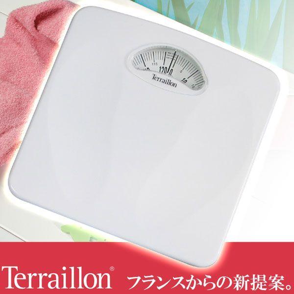 旧商品 テライヨン 体重計 TW98 ホワイト TBS851WT|sun-wa