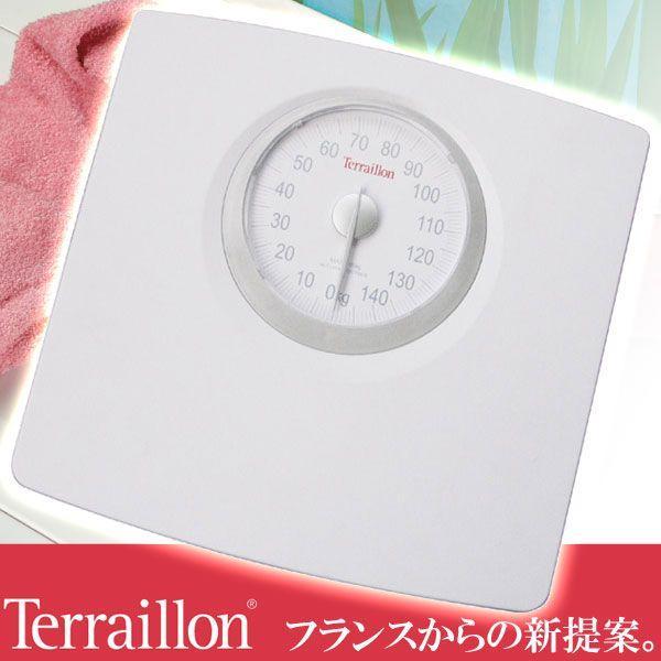 旧商品 テライヨン 体重計 TW100 TBS856WT|sun-wa