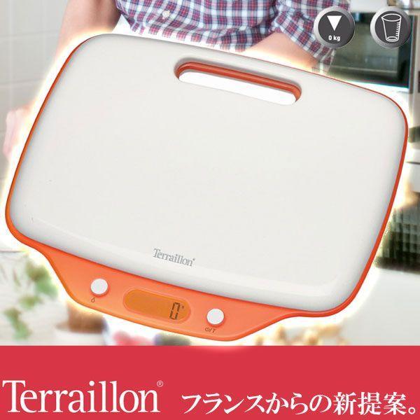旧商品 テライヨン サブ 2kg オレンジ TKS711OR(計量器具)|sun-wa