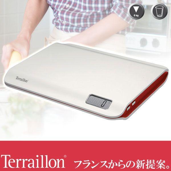 旧商品 テライヨン ポエム 2kg TKS712RD(計量器具)|sun-wa