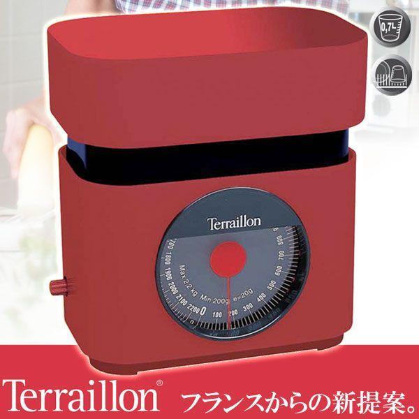 旧商品 テライヨン BA22 レッド TKS750RD(計量器具)|sun-wa