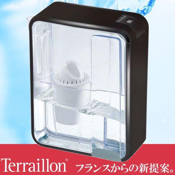 テライヨン アーティック 1.5L ブラック TWF902BK|sun-wa
