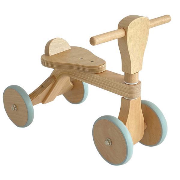 HOPPL(ホップル) FIRSTWOODY BIKE(ファースト ウッディバイク) 木製 自転車 WDY02 乗用玩具|sun-wa|03