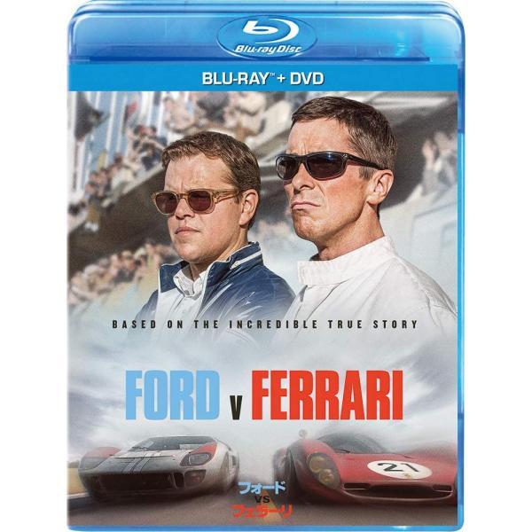 フォード vs フェラーリ ブルーレイ+DVDセット Blu-ray