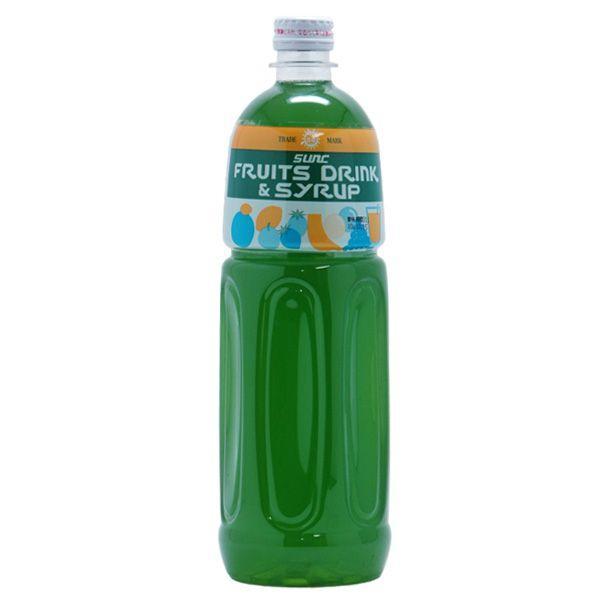 青リンゴ業務用濃縮ジュース1L(希釈タイプ)果汁濃縮青りんごジュース