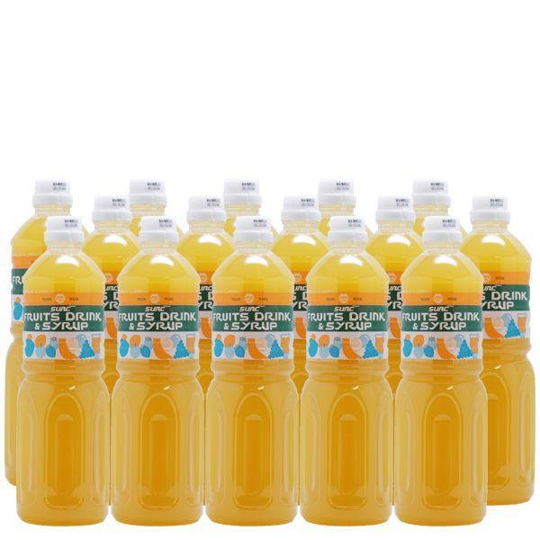 バナナ業務用濃縮ジュース1L(希釈タイプ)果汁濃縮バナナジュース 1L×15本
