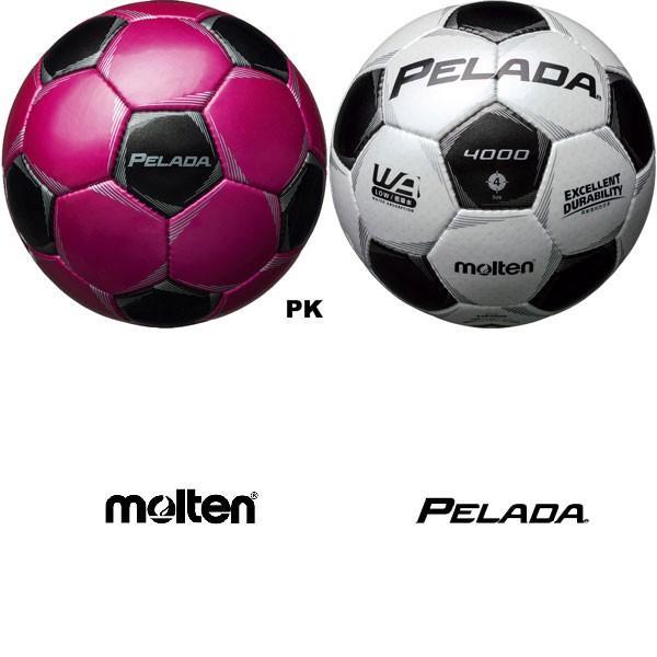 サッカー ボール 4号球 モルテン ペレーダ 4000 F4P4000 molten 小学校 公式 試合 練習 サッカーボール|suncabin|04