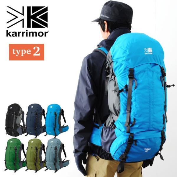 0a07f4a73109 karrimor カリマー リッジ 40 タイプ2 リュック バックパック ザック 登山 トレッキング|sundaymountain ...