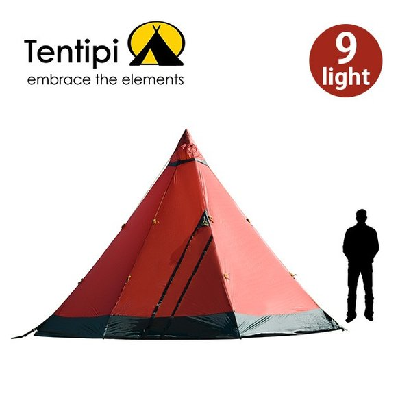 テンティピ ジルコン 9 ライト