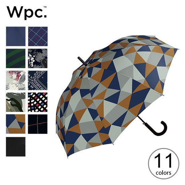 Wpc. ワールドパーティー ベーシックジャンプアンブレラ 傘 雨傘