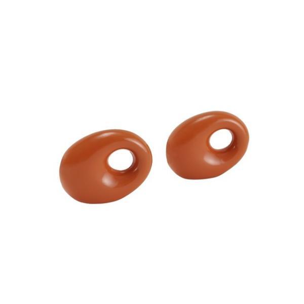 タニタサイズ リングダンベル 0.5kg オレンジ ※発送まで7〜11日程