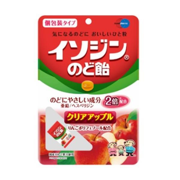 ◆イソジン のど飴クリアアップル 54g