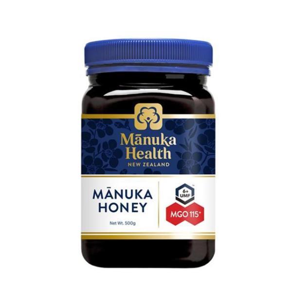 ◆マヌカヘルス マヌカハニー MGO115/UMF6 500g