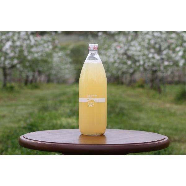 りんごジュース「コックスオレンジピピン」1リットル|sunfarm