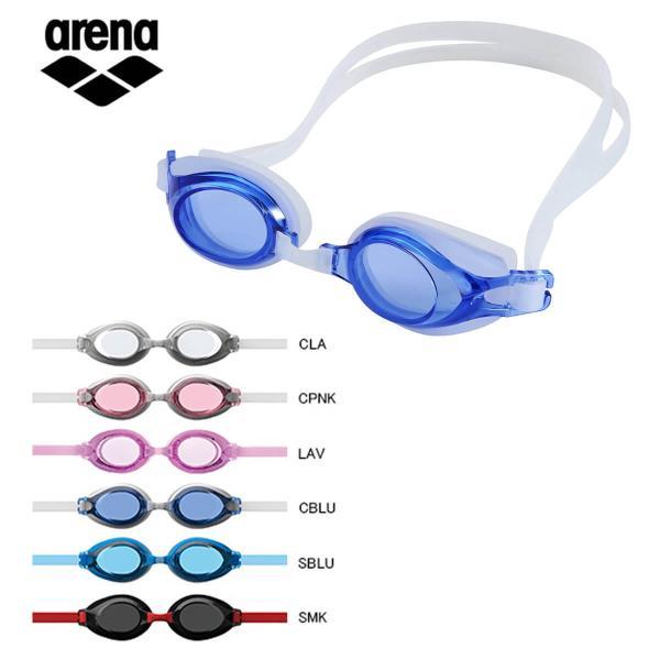arena AGL-700J  ゴーグル(ジュニア)トレンティジュニアゴーグル(FINA承認) 水泳 アリーナ 2021秋冬【取り寄せ】
