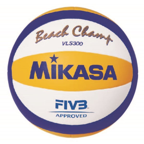 MIKASA VLS300 ビーチバレー ボール ビーチバレーボール 国際公認球 ミカサ【取り寄せ】