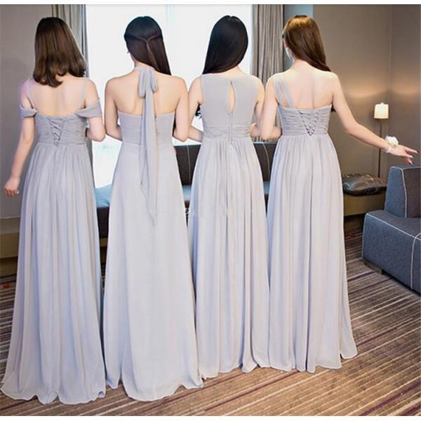90a672666c166 ... 4種類 選べる カラードレス スレンダーライン パーティードレス ウエディングドレス イブニングドレス 二次会ドレス ウェディング ...