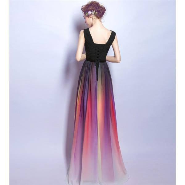 50c9a9f74a794 ... カラフル カラードレス スレンダーライン パーティードレス ウエディングドレス イブニングドレス 二次会ドレス ウェディングドレス 結婚