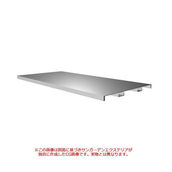 イナバ物置シンプリー専用棚板229奥行450×幅320mm制限重量40kkg梱包番号H2-2971小型物置き