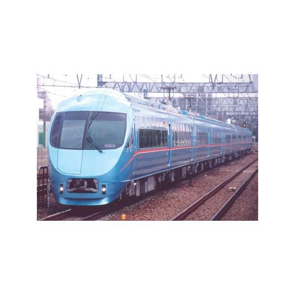 (鉄道模型)マイクロエース:A7573 小田急ロマンスカー60000形 MSE 改良品 増結4輌セット (予約品)