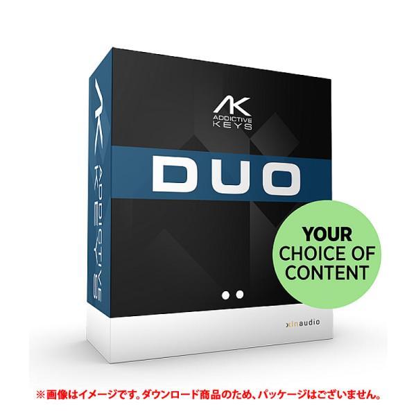 XLN AUDIO ADDICTIVE KEYS DUO BUNDLE ダウンロード版 【最短当日シリアルPDF納品】