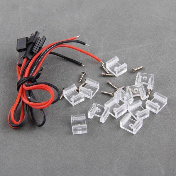 シリコンチューブ 柔軟 LEDデイライト 60cm 335チップ レッド ウインカー等に 高輝度114発 防水・カットOK!赤 2本 一年保証|sunpie|05