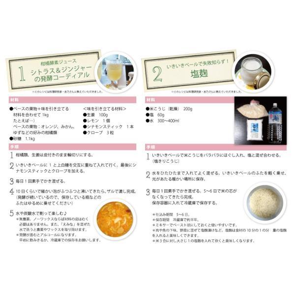 いきいきペール5型(4.3L)不思議なバケツ 発酵促進バケツ ASK株式会社 さんらいす|sunrice|02