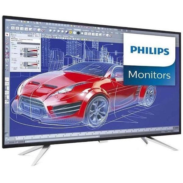 本州送料無料 Philips 43型ワイド液晶ディスプレイ 4K対応 IPSパネル BDM4350UC/11 sunright 02